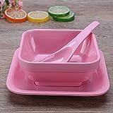 Kaxima Melamine tableware party bowls porridge bowl restaurant color bowl set plastic bowl syrup bowl