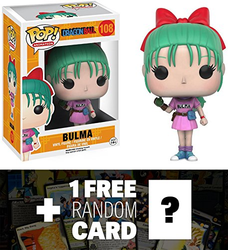 Bulma DragonBall Figure Official Trading
