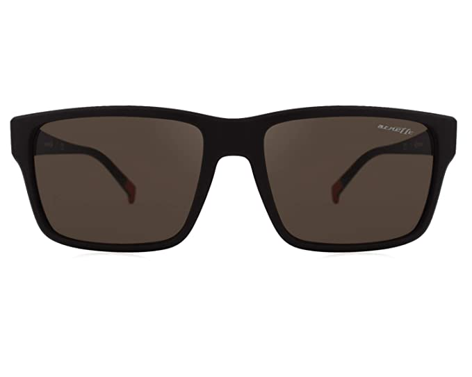 Arnette 0AN4254 Gafas de sol, Matte Brown, 56 para Hombre ...