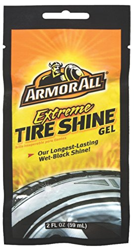 Armor All 78467 Extreme Tire Shine Gel - Pouch 2 oz.