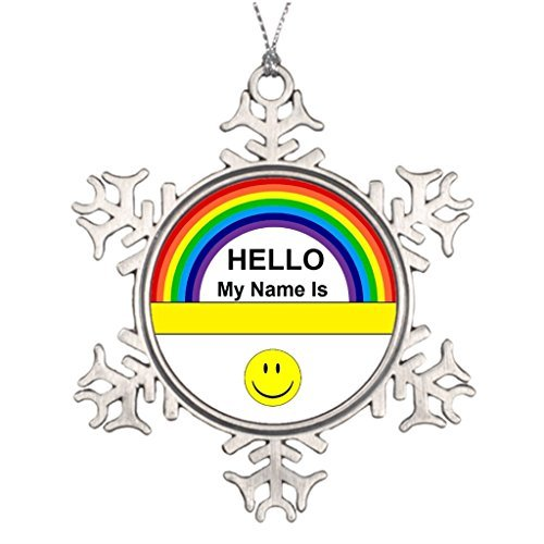 Zora Camp Ideas for Decorating Christmas Trees Hello Western Christmas Snowflake Ornaments Tree Decor