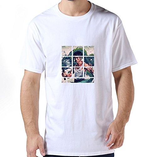 MERBO Women's Bruce Lee Martial Arts Karate Kung-Fu Youth T-Shirt