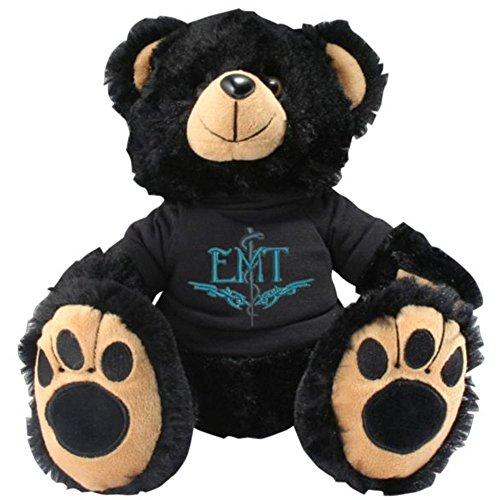 Price comparison product image EMT Tribal Logo Plush Toy Teddy Bear