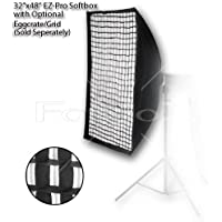 Fotodiox EZ-Pro Softbox 32x48 with Speedring for Comet CB25H Flash Head, CAX-32HS, CAX-64HS, CT-W 800 W/S and more