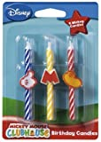 Mickey Mouse Icon Birthday Candles