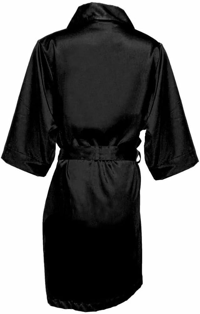 Blank Luxury Satin Robe Style BLNKROBE