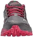 Saucony Women's Peregrine 7 Running Shoe, Grey