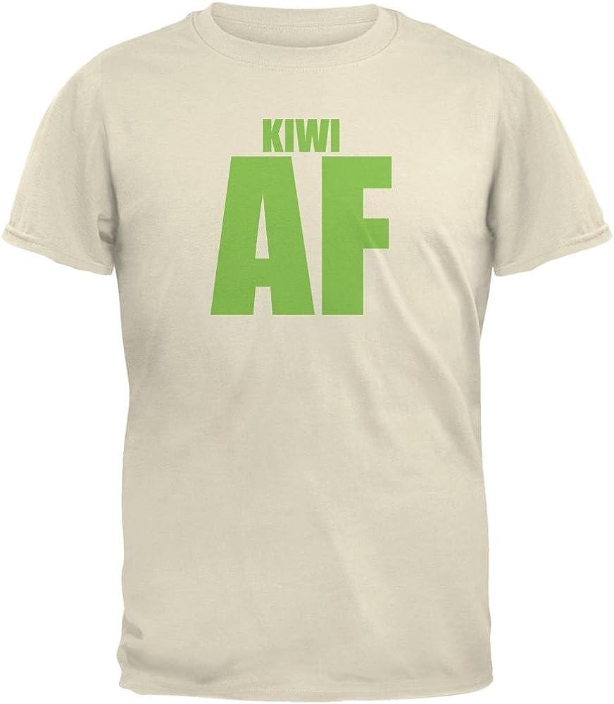 Old Glory Kiwi AF - Camiseta para Hombre - Blanco - X-Large: Amazon.es: Ropa y accesorios
