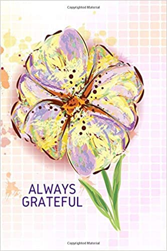 always grateful thank you journal inspirational quotes for