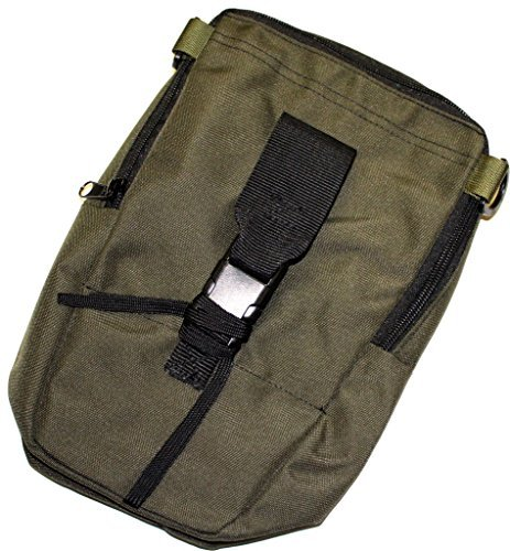 Night Vision OD Green Soft Carry Case with Shoulder Strap for PVS-7 PVS-14 6015 etc