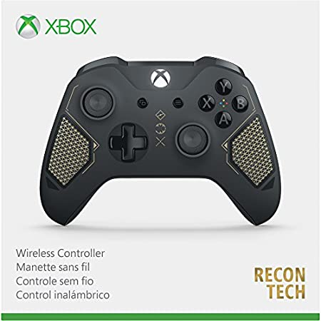 Xbox One Wireless Controller - Recon Tech Special Edition