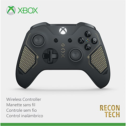 Manette Microsoft Xbox One Wifi – Recon Tech Special Edition
