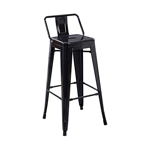 Remarkable Amazon Com Bar Furniture Barstools Metal Bar Stool Kitchen Andrewgaddart Wooden Chair Designs For Living Room Andrewgaddartcom