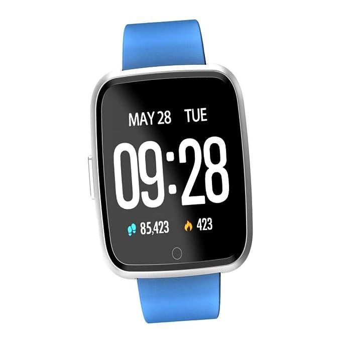 KESOTO Reloj Inteligente Mujer Square Smartwatch Android/Modo de ...