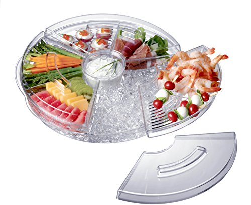 Prodyne AB 5 L Appetizers On Ice with Lids product image