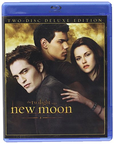 The Twilight Saga: New Moon (Two-Disc Deluxe Edition) [Blu-ray]