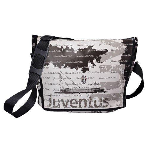 Giemme Artikel–Handtasche Schulterriemen Damen Juventus Juve Kunstleder Geschenk Offizielles