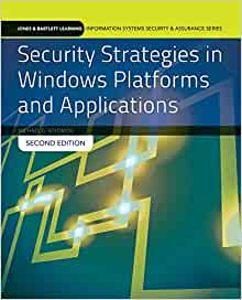 Amazon.com: Security Strategies in Windows Platforms and