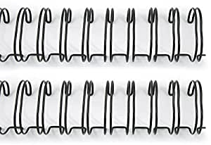 We R Memory Keepers The Cinch Book Binding Wires, 0.75-Inch, Black