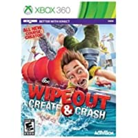 ACTIVISION BLIZZARD INC 76768 / Wipeout: Create & Crash X360