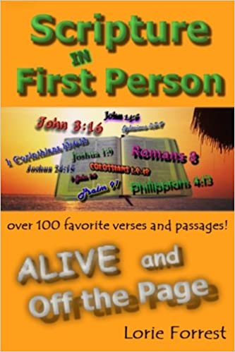 Amazon Fr Scripture In First Person Alive And Off The
