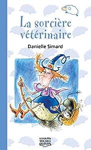 Paperback 020-LA SORCIERE VETERINAIRE [French] Book