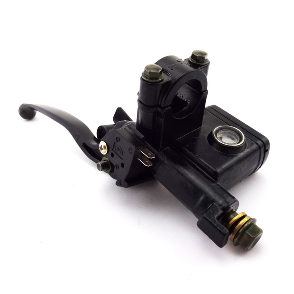 Stoneder 7//20,3/cm 22/mm ATV freno idraulico cilindro sinistra maniglia a leva per 50/cc 70/cc 90/cc 110/cc 125/cc 150/cc cinese 4/Wheeler Quad