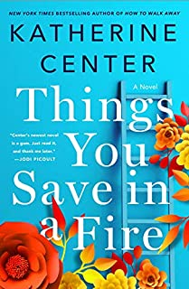 Book Cover: Things You Save in a Fire