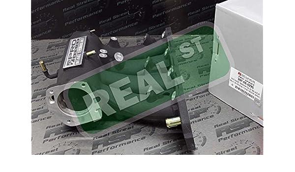 skunk2 Pro Series Colector de admisión Negro (B16 A): Amazon.es: Coche y moto