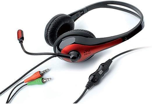 One For All Sv 5341 On Ear Gaming Kopfhörer Mehrfarbig Elektronik