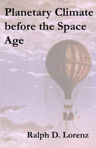 Download Planetary Climate before the Space Age pdf