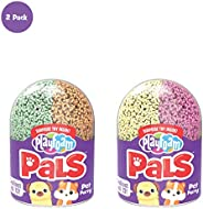 Educational Insights Playfoam Pals Pet Party 2-Pack | Non-Toxic Playfoam | Surprise Collectible Toy, Perfect Easter Basket S