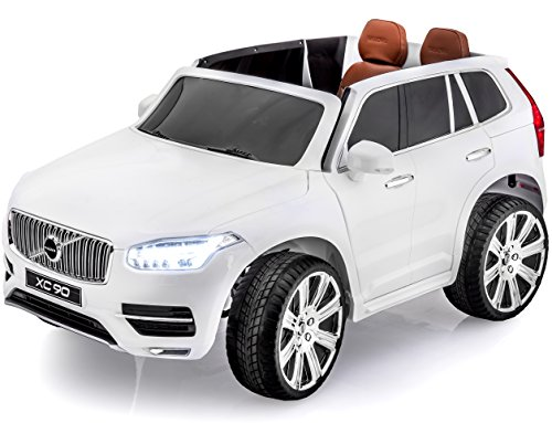 newest licensed volvo xc series 12v kids ride on powered wheels remote control toy car music lights gift mp3 player by kidsvip