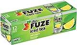 Fuze Diet Lemon Iced Tea Fridge Pack Cans, 12 Ounce (Pack of 12)