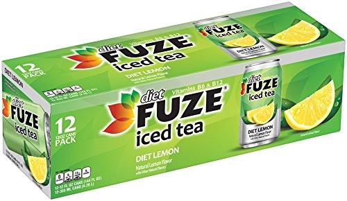 Amazon.com : Fuze Iced Tea 20 Oz (Pack of 24) (Honey Green