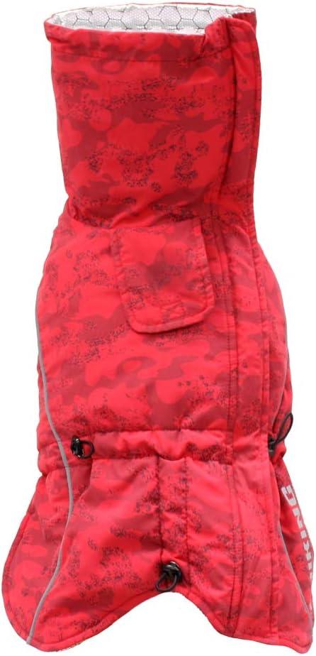 Croci Hiking - Abrigo para Perros, Impermeable, para Invierno, con Forro termorregulador, Annapurna, Talla 40 cm – 195 g