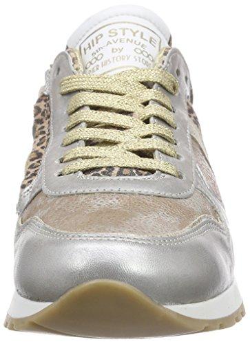HIP H1820/162/0000 Mädchen Low-Top Gold (96CO / 82LB)