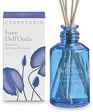 Fiore dell'Onda Fragranza Legni profumati 125 ml Fragrance Diffuser by L'Erbolario Lodi 4.22 Fl Oz