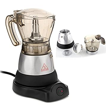 Amazon.com: LWQ Cafe tera Pot Coffee Maker,3 Minutes Coffee ...