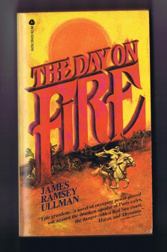 The Day On Fire by James R. Ullman