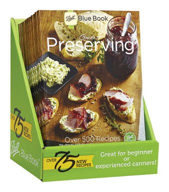 Guide Ball (Ball 1440021411 Blue Book® Guide To Preserving 37th Edition Cook Book)
