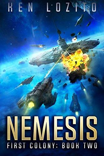 Read Online Nemesis (First Colony) (Volume 2) pdf