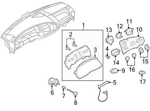 Amazon Com Ford Bulb And Socket Assembly F8rz 13b765 Ba Automotive