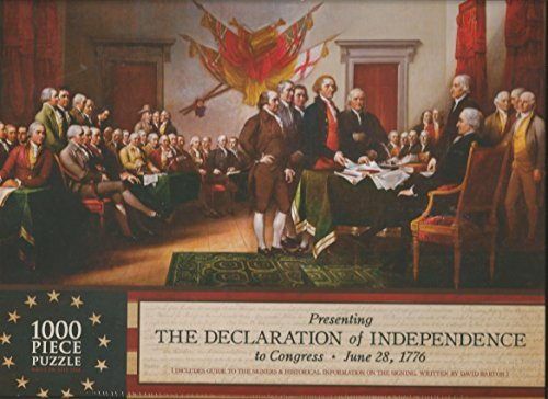 Presenting The Declaration of Independence to Congress (June 28, 1776)