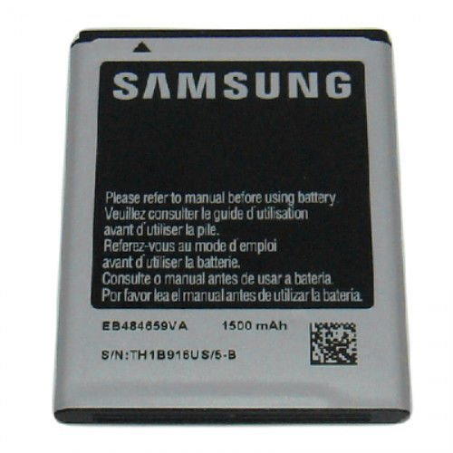New Samsung OEM EB484659VA EB484659VU Battery for T-Mobile Exhibit 4G D600 M930 R730 T589 T404 T679 T759 (Galaxy Exhibit Battery Samsung)
