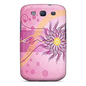 XuzJZKd5646bJcOv Cynthaskey Just Pink Feeling Galaxy S3 On Your Style Birthday Gift Cover Case