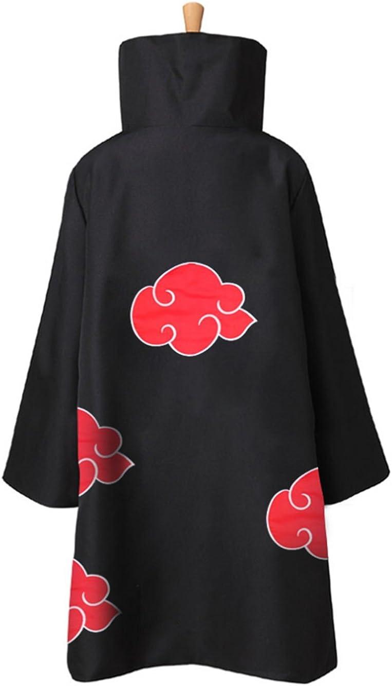 Amazon.com: Jerry Ninja Halloween Cosplay Costume Mens Cloak ...