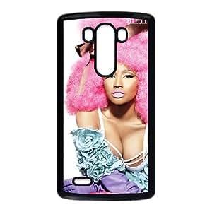 Super Bass LG G3 Cell Phone Case Black N1U5CN