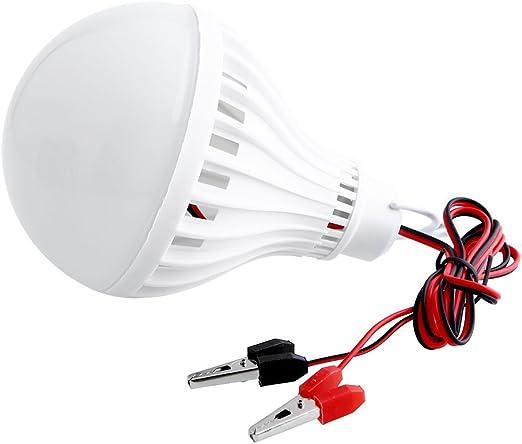 Bombillas LED Lámpara Hogar Camping Caza solar Emergencia Luz ...