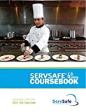 ServSafe Coursebook Revised with Answer Sheet Plus MyServSafeLab with Pearson EText--Access Card Package 6th Edition